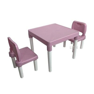 CHILDS TOY TABLE Set Tulip & Honeycomb Federal Early American ...