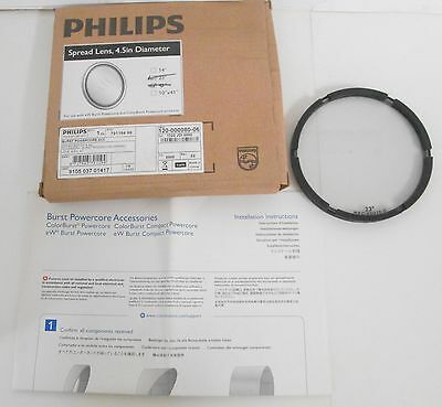 "Philips 120-000080-06 Spread Lens 4.5"" Diameter"