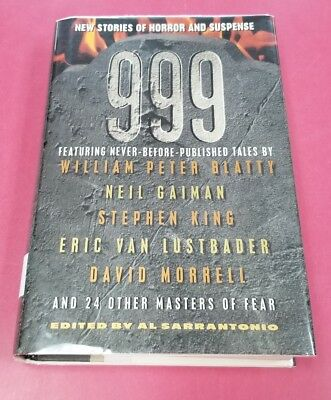 999: New Stories of Horror, Al Sarrantonio, Stephen King(Signed Limited Edition)