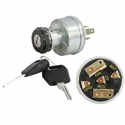 Case/IH Ignition Switch 282775A1, A77312, B91586, D88103