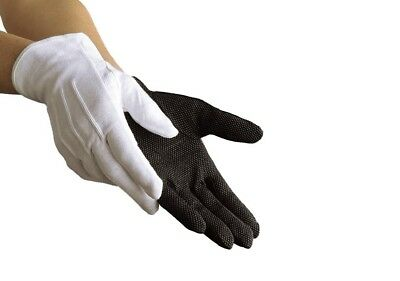 BLACK Marching Band Gloves - Dinkles Sure Grip, FREE SHIPPING! NEW!