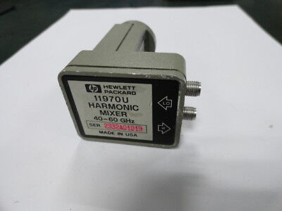 1pc Used Good  HP 11970U 40-60GHZ  RF Mixer #ship by EXPRESS