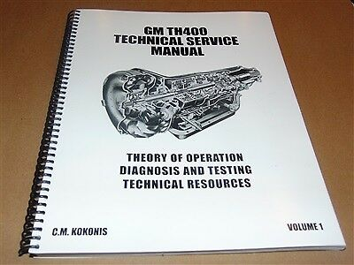Th400 Ck Performance Manual V1