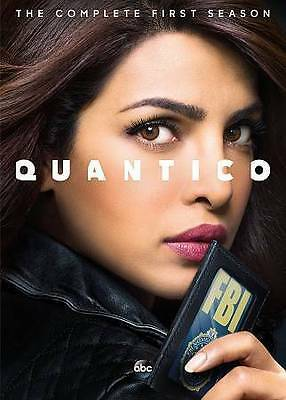 Quantico: The Complete First Season (DVD, 2016, 5-Disc Set)