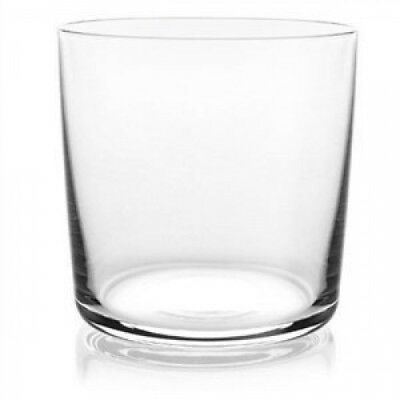 Alessi Glass Family Water/Long Drink Glass - Set of 4. Free Delivery