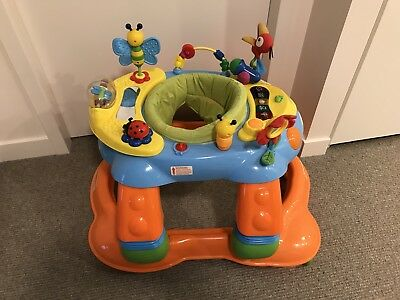 Safety 1st Melody Garden Baby Walker + Activity Centre