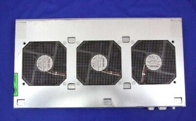 Panel Rack Fans With Temperature Sensor 24V / 123