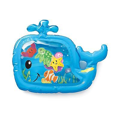 Infantino Pat and Play Infant Tummy Time Water Mat BPA Free Baby Toy NEW