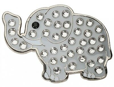 Navika Elephant. Crystal Ball Marker with Hat Clip. Navika USA Inc.