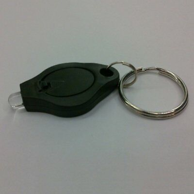Portable Mini Size Keychain Squeeze Light Micro LED Flashlight Torch Light YP