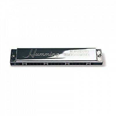 Suzuki Humming - Tremolo-21-C Harmonica. Delivery is Free