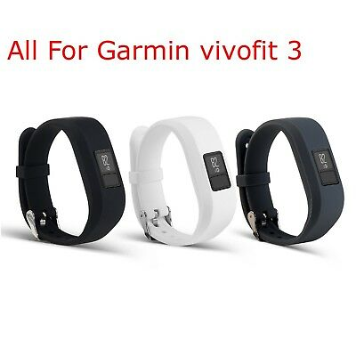 (Black&White&Grey) - I-SMILE Replacement Wristband With Secure Clasps for