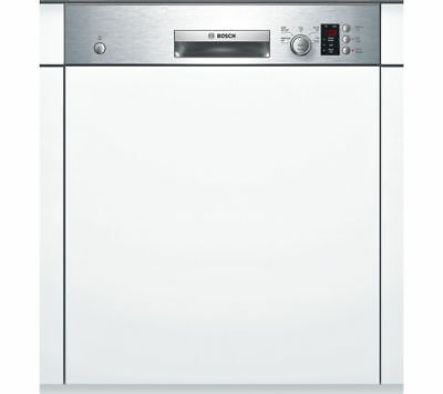 bosch semi integrated dishwasher used but fully working 14 00 rh picclick co uk Amazon Bosch Dishwasher Old Bosch Dishwasher Models