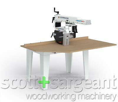 Stromab RS650S 400mm 5.5hp Radial Arm Saw >>Price Includes VAT<<