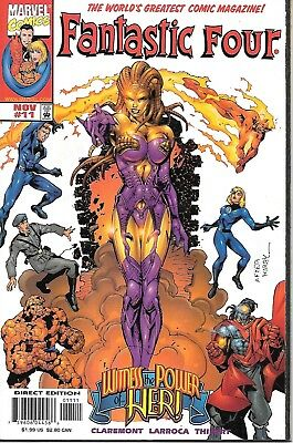 Fantastic Four #11 NM Marvel Comics November 1998