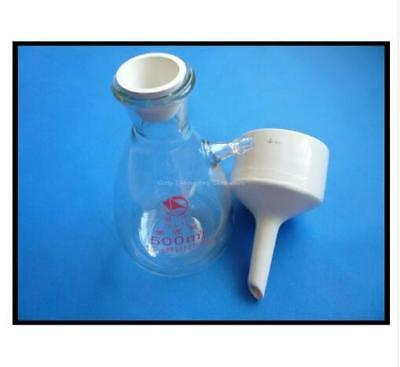 500ml Buchner Funnel Apparatus, Filteration Funnel Kit used for Vacuum Suction