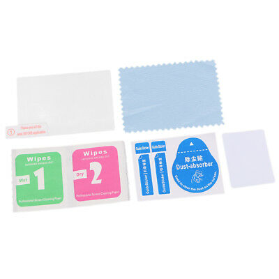 Lovoski Screen Protector for Olympus TG-5 Tempered Glass Film Set 0.33mm 9H