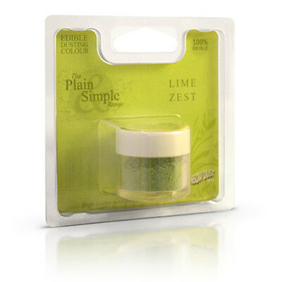 Colorante in polvere Lime Zest - 3 gr
