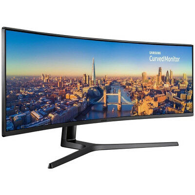 Samsung 49-inch Curved LED Monitor 46-inch Curved LED Monitor