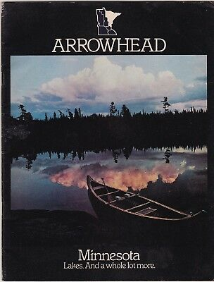 1970's Arrowhead Country Business Directory & Guide Booklet