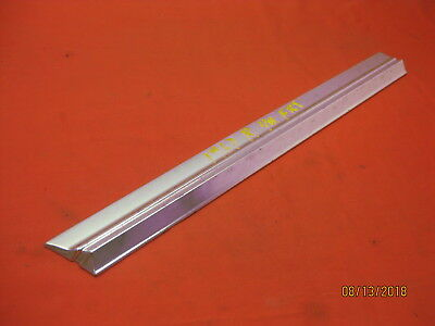 1967 Chevy Impala Convertible 2 Dr Hardtop Right front rear Quarter Molding 4061