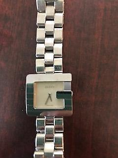 e5a804a8f8c Gucci 3600L Stainless Steel Women s G Watch Excellent Condition - 23 mm  (NR272)