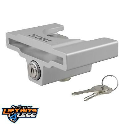 "CURT 23081 Trailer Coupler Lock For 2/2-3"" FlatLip Couplers ALL Non-Spec Vehicle"