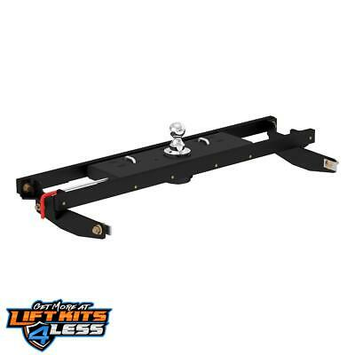 CURT 60710 Double Lock Gooseneck Hitch Kit for 2011-2018 GM 2500 HD/3500 HD