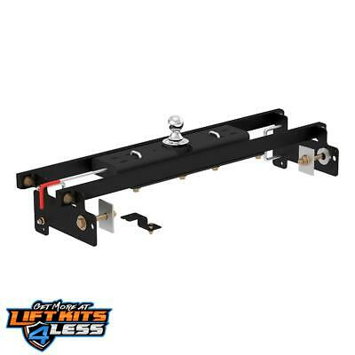CURT 60711 Double Lock Gooseneck Hitch Kit for 2007-2018 GM 1500