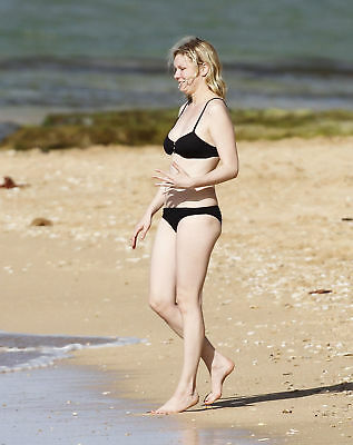 Kirsten Dunst Walking Towards The Sea 8x10 Quality Photo Print