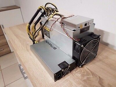 Bitmain AntMiner L3+ 504Mh Scrypt Miner - 2 HR Lease / Rent / Try