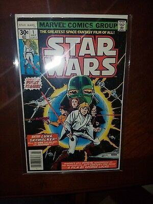 Star Wars #1 (Jul 1977, Marvel) First Print NM 9.4