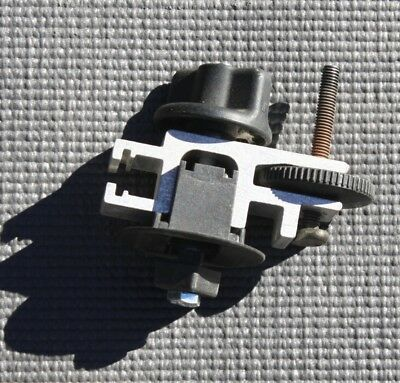 Triton Sliding Extension table parts: Fence Clamp Assembly...(one Piece only)