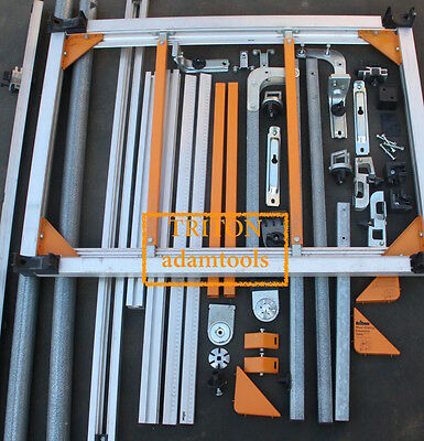 Triton Sliding Extension Table parts