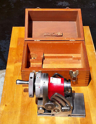 Knight 5C PRECISION Lathe SPIN INDEX FIXTURE COLLET