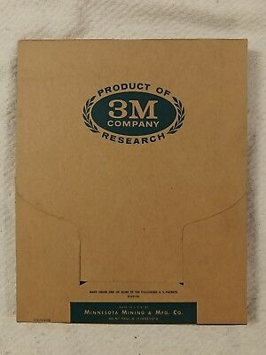 Crystal Bay Emery Cloth Product 3m Research FINE 50 sheets