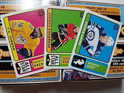 2018-19 O-Pee-Chee Retro (1-650) - YOU PICK FROM LIST