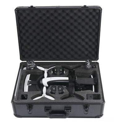 Hard Suitcase Storage Box Carrying Case for Parrot Bebop 2 Drone FPV Remote & VR