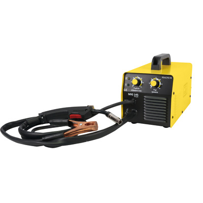 MAGNUM MIG 145 IGBT NO GAS 120A gasless semi-automatic welder inverter welding m