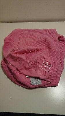 cocoonababy housse de protection rose