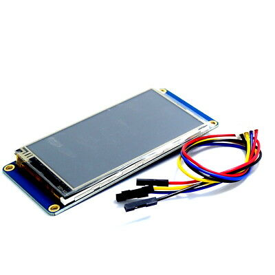 """3.2"""" Nextion HMI Intelligent Smart USART Serial Touch Panel LCD Module Display"""