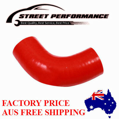 """38mm 1.5"""" Silicone 90 degree 90° Bend Elbow Hose Pipe Tube AUS FREE SHIPPING"""
