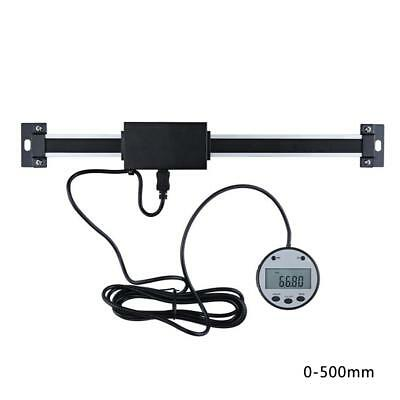 Readout Digital Liner Scale W/Remote Display Positioning Ruler Measuring Machine