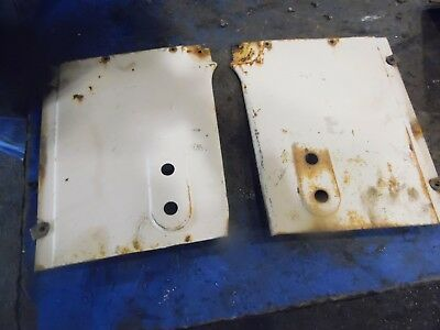 1957 Case 320 gas Farm tractor grill panels