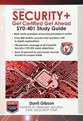 CompTIA Security Get Certified Get Ahead SY0-401 Study Guide