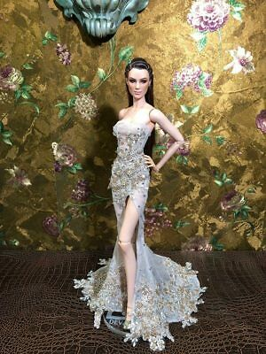 NEW dress for FOR Super doll Sybarite Deva dolls,FR
