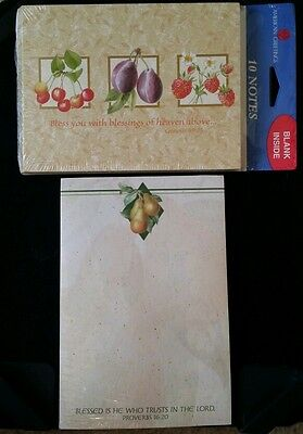 Unused vintage vintage greeting cards paper collectibles page 52 american greetings blank note cards memo pad religious inspirational blessings m4hsunfo