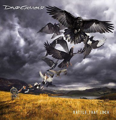 David Gilmour - Rattle That Lock  - Digibook   [CD]  New!