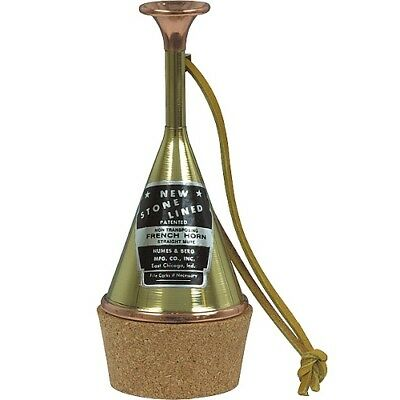 Humes & Berg 119 French Horn Mute- Symphonic All Brass