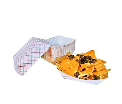 Prime Food trays Disposable for Fairs, Carnivals, Events, Festivals, and Picn...
